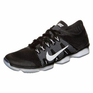 NEW NIKE AIR ZOOM FT AGILITY 2 RUNNING TRAINING WOMEN'S SHOES BLACK 806472 001