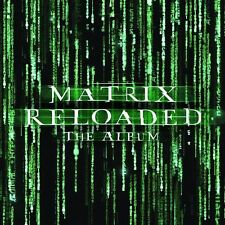 Matrix Reloaded: The Album [Clean] [Edited] by Various Artists (CD, May-2003,...