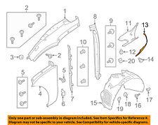 PORSCHE OEM 15-16 Macan-Headlight Headlamp Bulb Cap Cover Right 95B807174A1E0