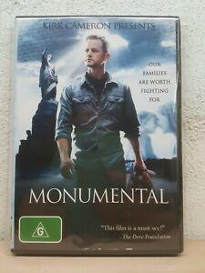 Monumental-DVD-Kirk-Cameron-2016-Christian-Movie-Documentary-USA