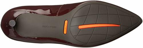 Brand New Rockport Women/'s Total Motion 75mm Pointy Pump Wine