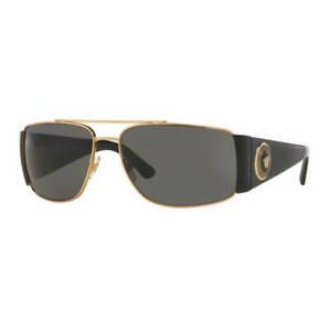 0743349d769 Authentic Versace Sunglasses Ve2163 100287 63mm Gold Frames for sale ...