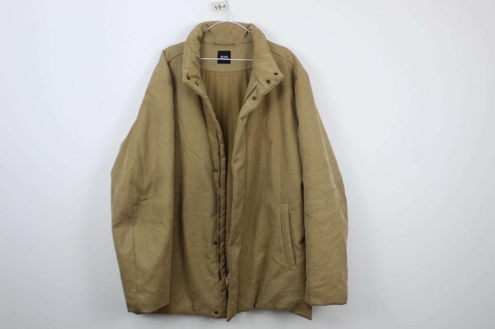 Mens Hugo Boss Coat size 56 No.S194 2 7