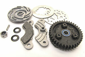 Nitro-Revo-3-3-SPUR-GEAR-38t-Slipper-clutch-amp-Brake-transmission-5309-Traxxas
