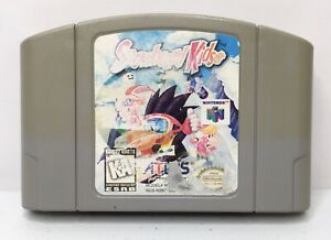 Nintendo-64-N64-Snowboard-Kids-Video-Game-Cartridge-Authentic-Cleaned-Tested