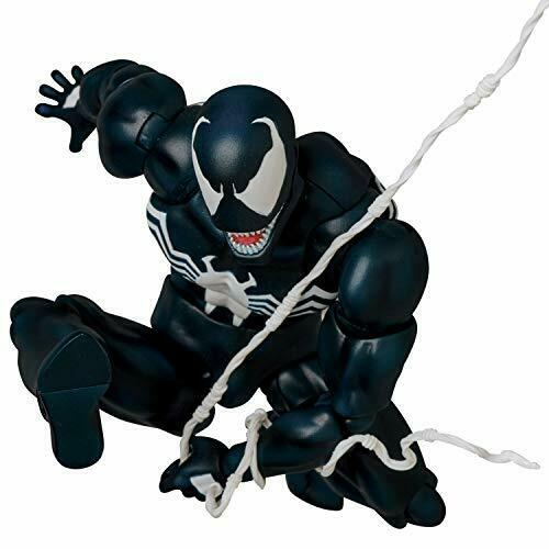 MAFEX No.088 Venom Comic Version Height Approximately 160mm Painted