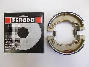 FERODO GANASCE FRENO POSTERIORE PER YAMAHA YZ 250 250 1985 1986  1987