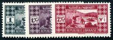 GRAND LIBAN 1939 Yvert 164-166 ** POSTFRISCH (F3646
