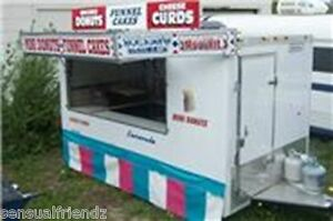 Starting a concession trailer business