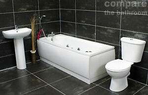 Jacuzzi Bath With Shower neva luxury whirlpool jacuzzi spa bathroom suite inc tap & bath