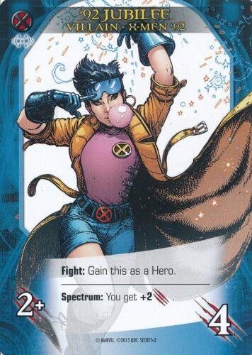 JUBILEE /'92 Upper Deck Marvel Legendary VILLAIN X-MEN /'92