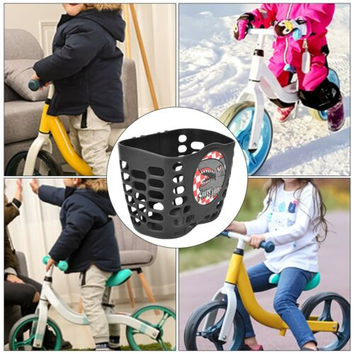 Outdoor Children Bike Fronts Baskets Kids Bicycles Scooters Shopping Holder Gear