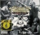 Karma Live (2CD+DVD Digipak-Set) von Kärbholz (2015)