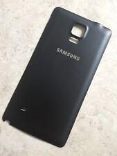 Original Samsung Galaxy Note 4 N910F Akkudeckel Deckel Backcover Frame Schwarz
