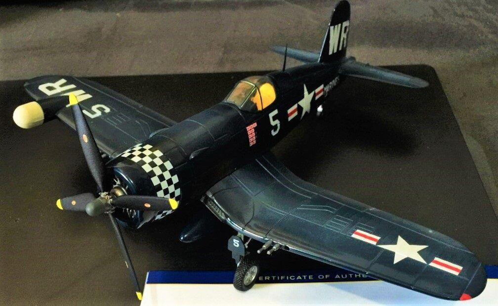 WW2 piano CHECKR modellololo AEROPLANO AEREO 1 MILITARE DA CACCIA AVIAZIONE 32 United States Air Force 48