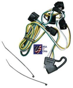 Trailer-Hitch-Wiring-Harness-Dodge-Ram-2500-1996-1997-1998-1999-2000-2001-2002