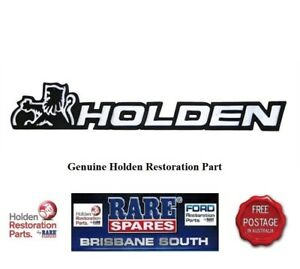 HOLDEN-COMMODORE-BOOT-BADGE-VK-ALL-MODELS-amp-VL-CALAIS