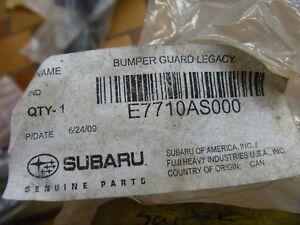 1995-1999-Subaru-Legacy-OEM-E7710AS000-Rear-Bumper-Guard-NEW-1996-1997-1998