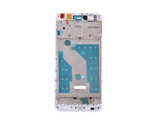 Rahmen Mittlere Bildschirm- Gehäuse Für Huawei Enjoy 7 Plus/Y7 / Weiß
