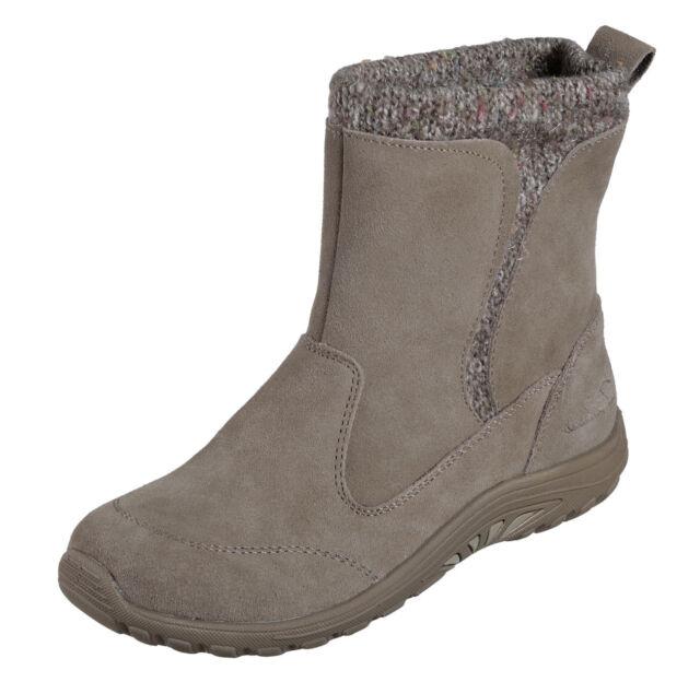 skechers memory foam boots uk