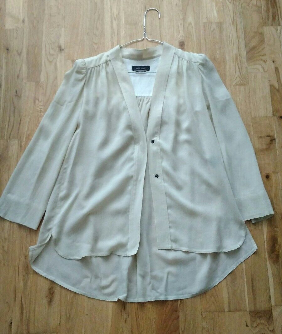 ISABEL MARANT Reese top blouse 36