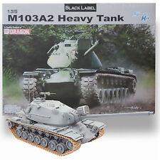 DRAGON 1/35 BLACK LABEL M103A2 HEAVY COLD WAR BATTLE TANK