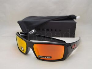 0ee705c8077 Oakley GASCAN (OO9014-44 60) Polished Black with Prizm Ruby Lens ...
