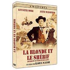 28554 // LA BLONDE ET LE SHERIF JANE MANSFIELD DVD NEUF