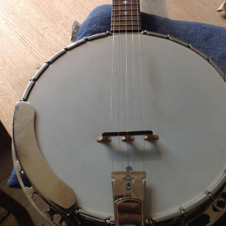 Banjo, Recording King parts banjo 5 – dba dk – Køb og Salg af Nyt og