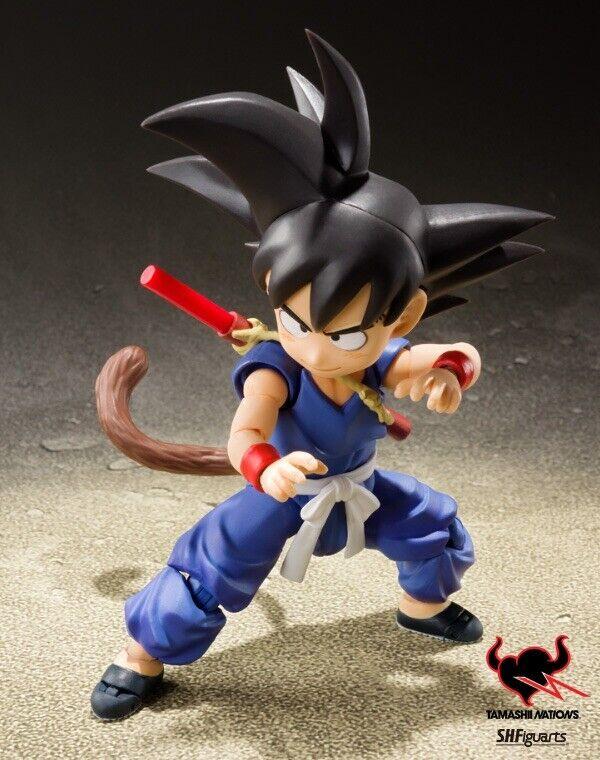 SDCC 2019 Blaufin Tamashii Nations Kid Son Goku Dragon Ball Super