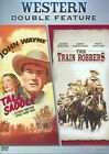 Train Robbers Tall in The Saddle 0012569731226 With Ben Johnson DVD Region 1