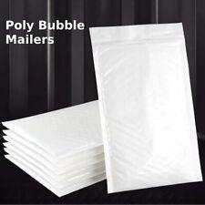 Poly Bubble Mailer Padded Envelope Shipping Bag Self Sealing 1000 500 250 More