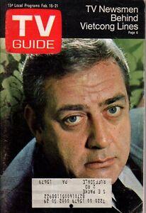 1969-TV-Guide-February-15-Raymond-Burr-Ironside-Glen-Cam-bell-Deanna-Lund