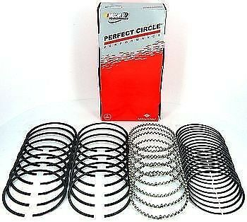 Perfect Circle 50564CP Piston Rings Ford 289 302 351W Chevy 350 .060