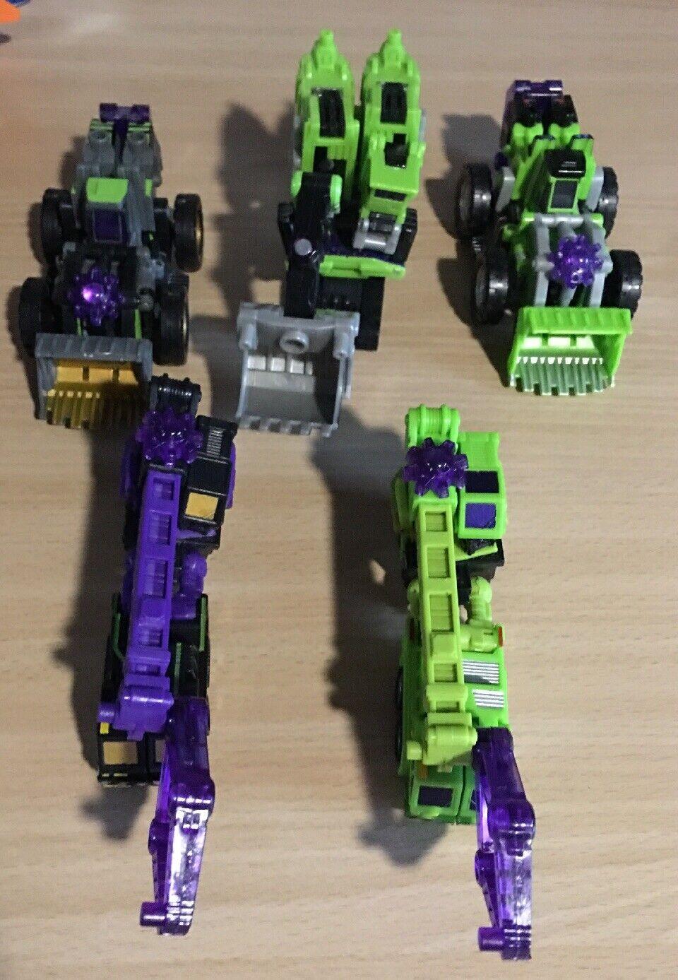 Transformers Lote de figura individual o G1-Chu disponible Leer descripción 6