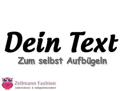 Wäscheschilder  AUFBÜGELN ArtNr.016 FERTIG Wunschname // Wunschtext