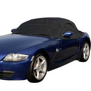 Bmw Z4 Convertible Soft Top Roof Half Cover E85 And E89 2002 To 2016 094 Ebay