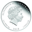 2018 AUSTRALIA 65th Anni Coronation QEII 1oz $1 SILVER PROOF COIN NGC PF70 FR