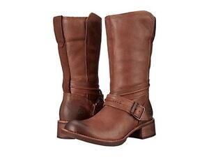 a2dbf3cc7e0 Brand New Timberland Women s Whittmore Mid Zip Dark Brown Boot Sz 8M ...