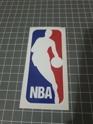 NBA logo Basketball sticker decal logo 200mm