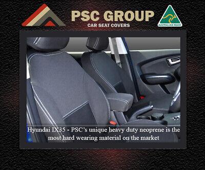CONSOLE LID COVER fits Hyundai I-Max 100/% WATERPROOF PREMIUM NEOPRENE