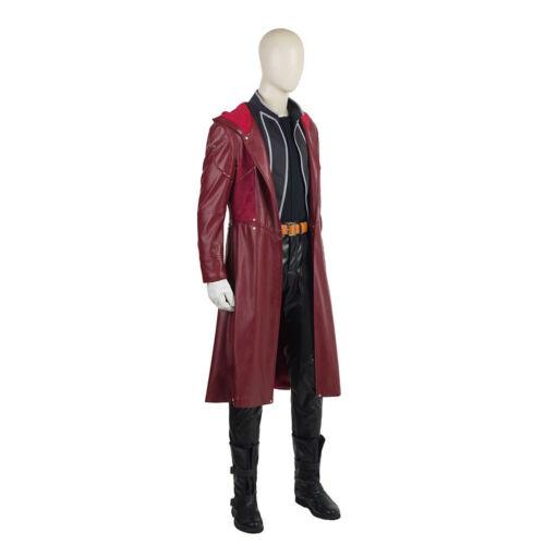 DFYM Fullmetal Alchemist Edward Elric/'s Cosplay Costume Deluxe Full Set Custom