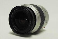 OEM MINOLTA f/4-5.6 35-80mm AF Macro Zoom Lens SLR Film Camera w/Hood