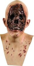 HALLOWEEN HORROR MOVIE PROP Zombie Mask - No Face
