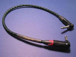 """12"""" Patch Cable ~ Evidence Audio Lyric Hg Patch Neutrik ~ Authorized Dealer 6qwuh8tm-07184603-233608446"""
