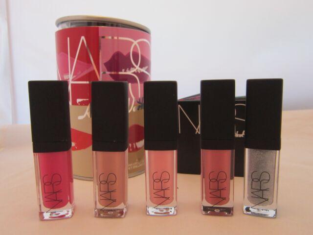 NIB!! Nars Andy Warhol Exclusive Kiss LARGER THAN LIFE Lip Gloss Coffret $94!