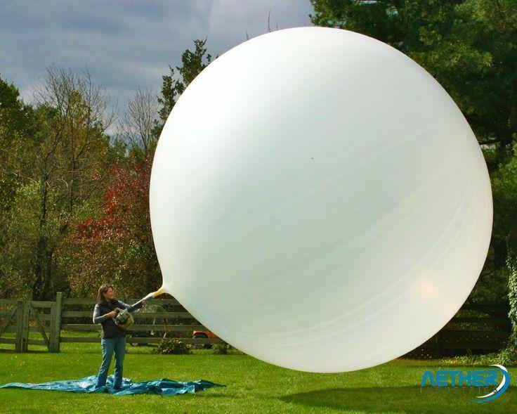 30 foot Giant Weather Balloon