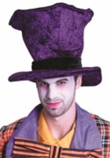 Mad Hat Top Hat - Purple