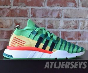 super popular 86354 75555 Image is loading Adidas-x-Shenron-Dragon-Ball-Z-EQT-Support-