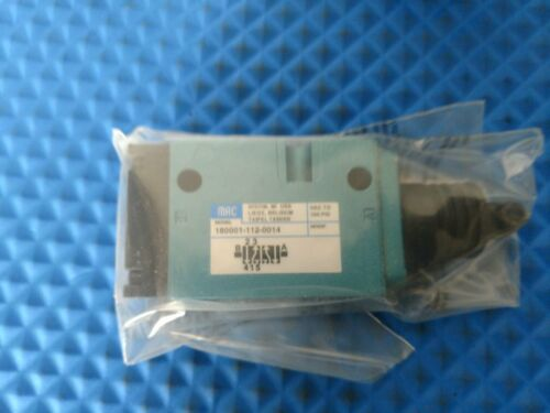 MAC 180001-112-0014 CONTROL VALVE WITH ROLLER LEVER  New in Box Free Shipping